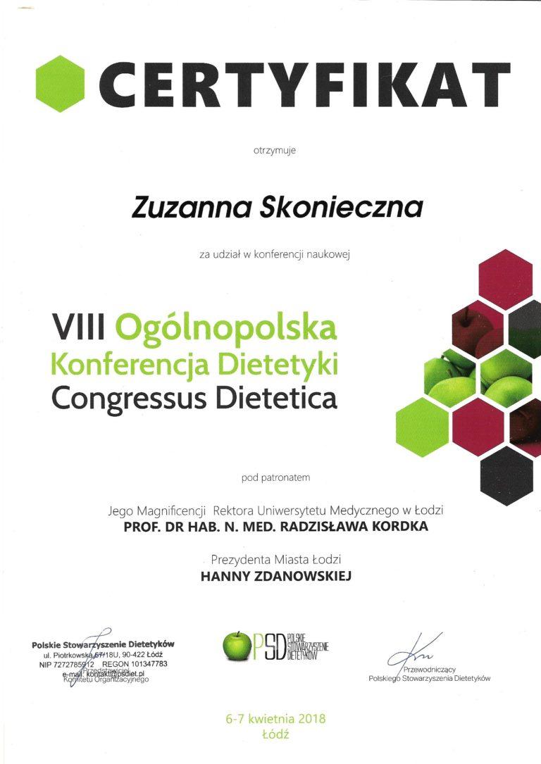 Congressus Dietetica