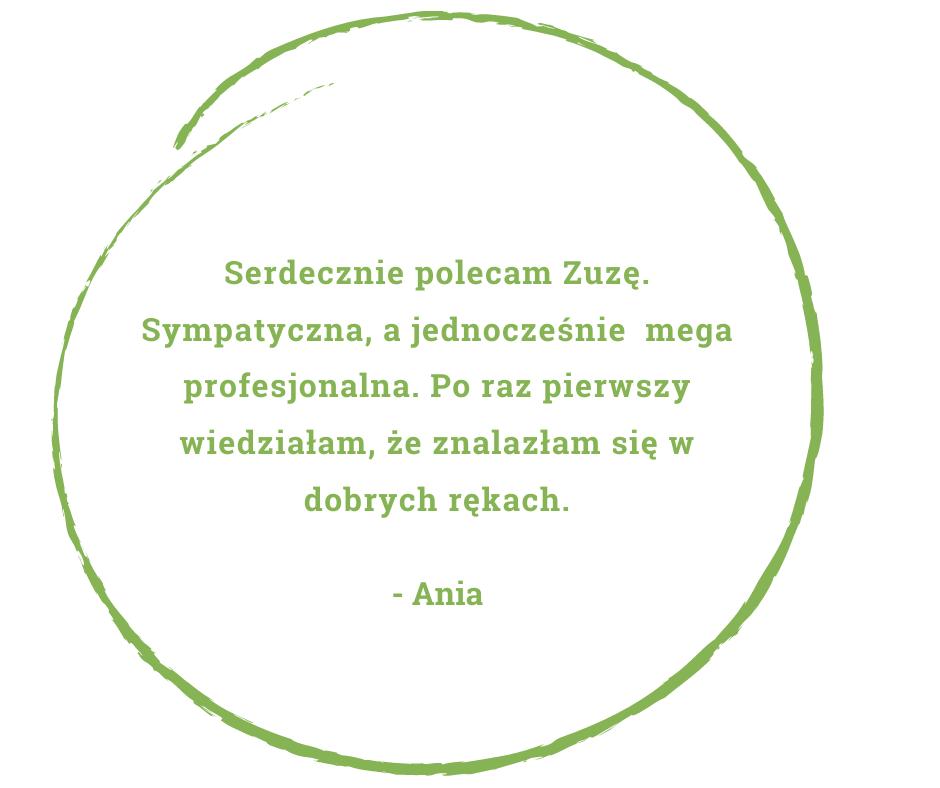 dietetyk Zuzanna Skonieczna - opinia pacjentów