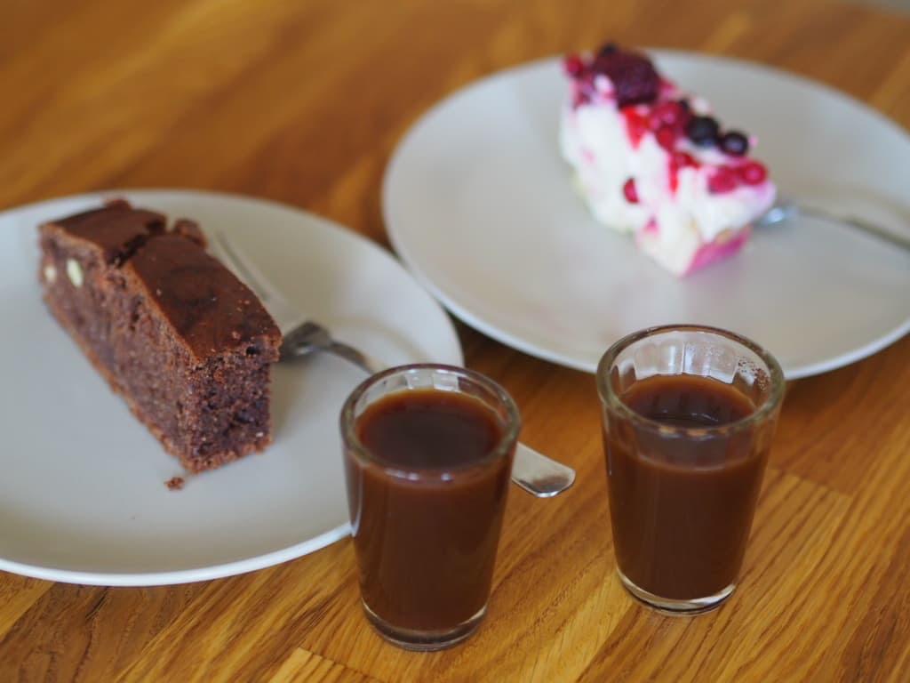 Kawa po turecku, przepis na kawę po turecku, shot z kawy