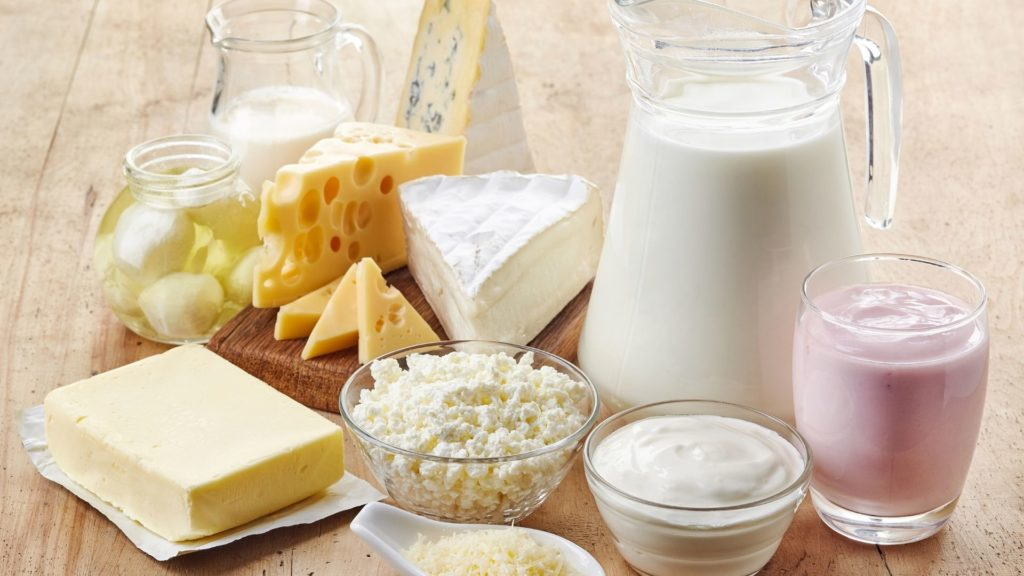 Jakie produkty mleczne wybierać na płodność?