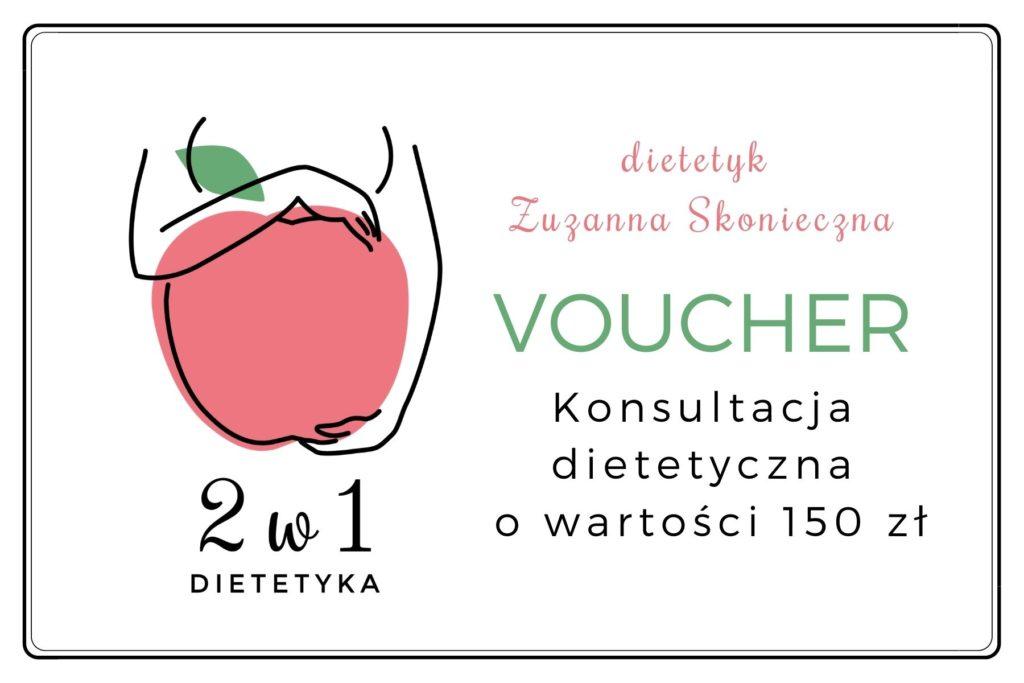 Voucher 2w1 dietetyka